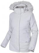 Trespass Adora naisten laskettelutakki Valkoinen