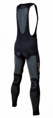 X-Bionic pitkät pyöräilyhousut miehille