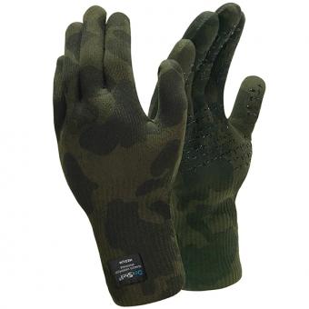 DexShell Camouflage vedenpitävät ja hengittävät hanskat