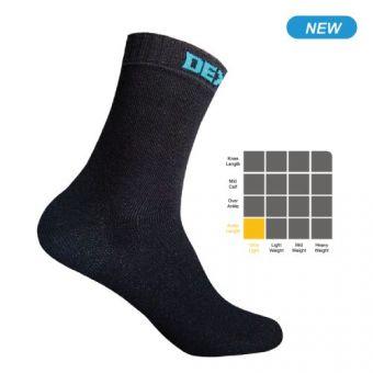 Dexshell ultra thin vedenpitävät ja saumattomat sukat