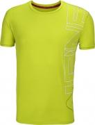 Martini Dimension miesten Stretch T-paita lime