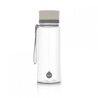Equa juomapullo 0.6 L Plain Grey