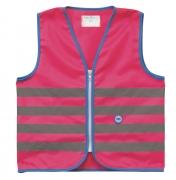 WoWow Fun Jacket heijastinliivi pinkki