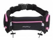 Fitletic juoksuvyö vedenpitävä HD20 Pinkki