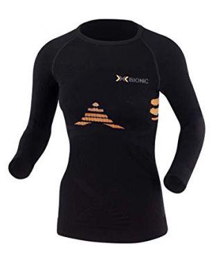 X-Bionic Energizer aluspaita naisille Musta
