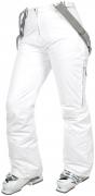 Trespass Lohan naisten lasketteluhousut Valkoinen
