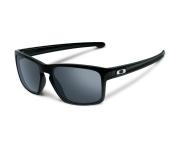 Oakley Sliver Polished Black w/Black Irid