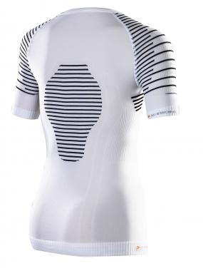 X-Bionic Invent T-paita naisille valkoinen