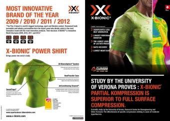 X-Bionic Effector juoksupaita miehille