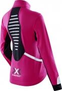 X-Bionic Spherewind Light talvijuoksutakki Pinkki