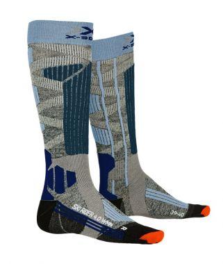 X-Socks Ski Rider Lady 4.0 laskettelusukat